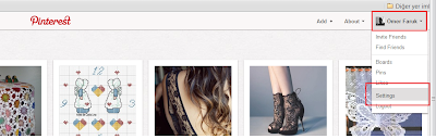 Pinterest - Seo Uyumlu Profil Oluşturma