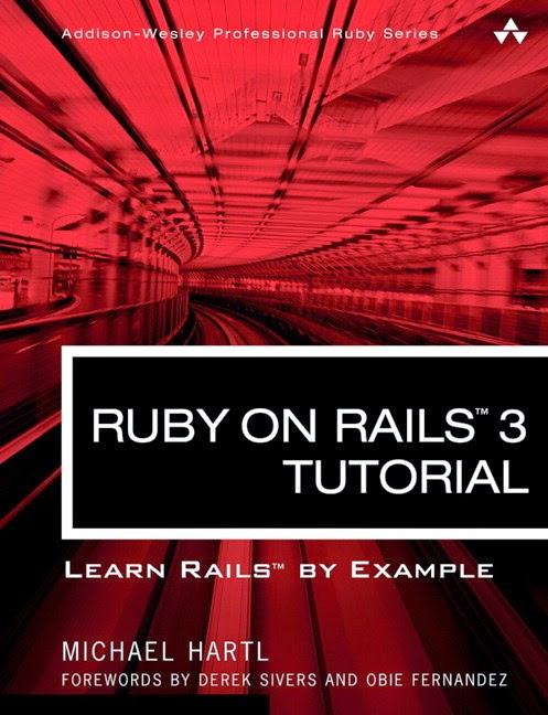 Ruby on Rails 3 Tutorial