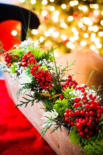 Hoot designs christmas centerpiece sugar mold
