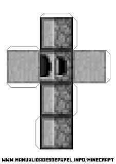 Crear bloque minecraft de horno apagado