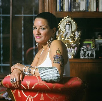 Photo of Sandra Cisneros.  Source http://upload.wikimedia.org/wikipedia/commons/6/61/SandraCisneros.jpg