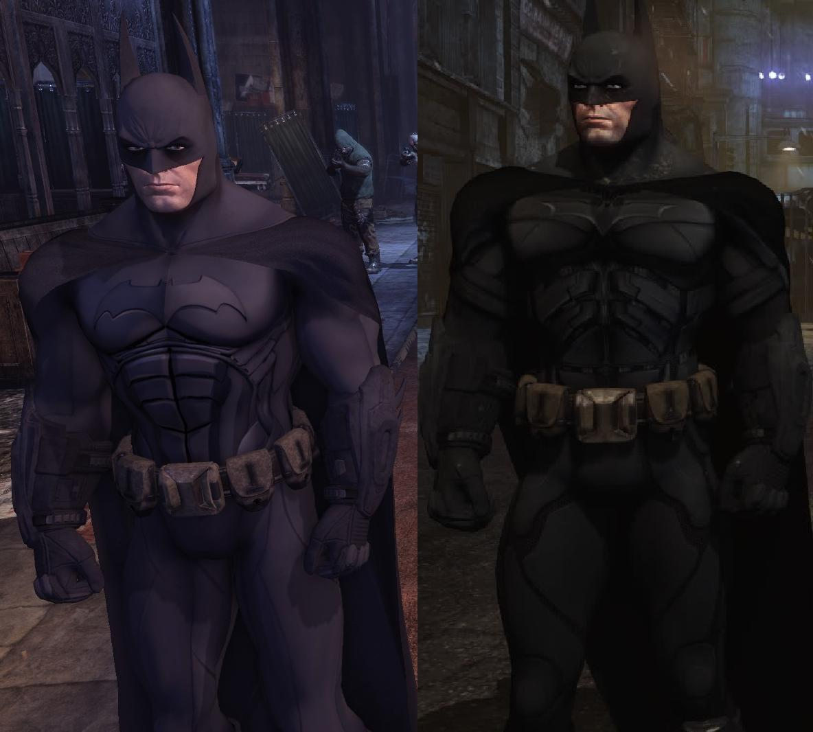 Batman Arkham Knight Batcave: Batman Arkham City The Dark Knight Rises Skin