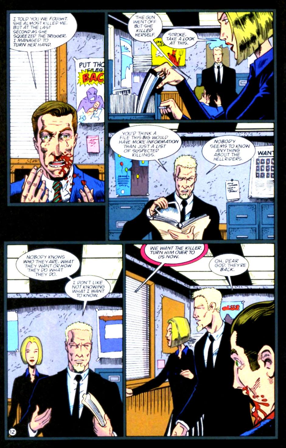 Deathstroke (1991) Issue #59 #64 - English 13