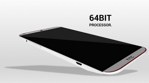 HTC A11 Prosesor 64 bit