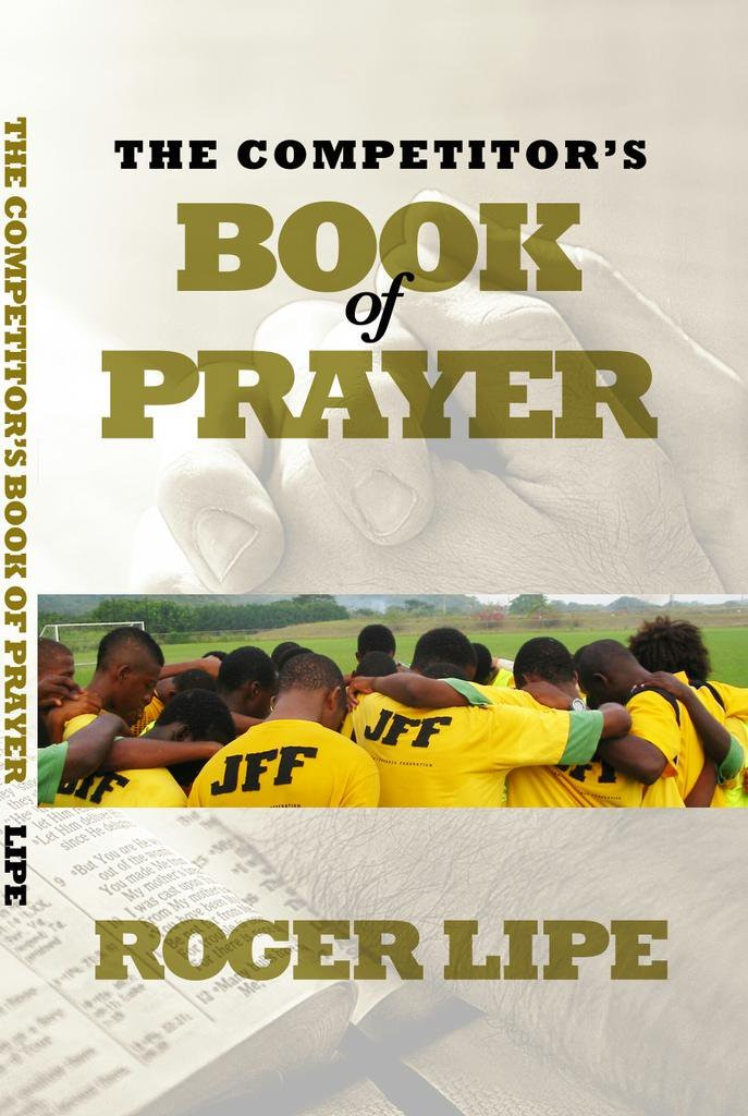 The Competitor's Book of Prayer