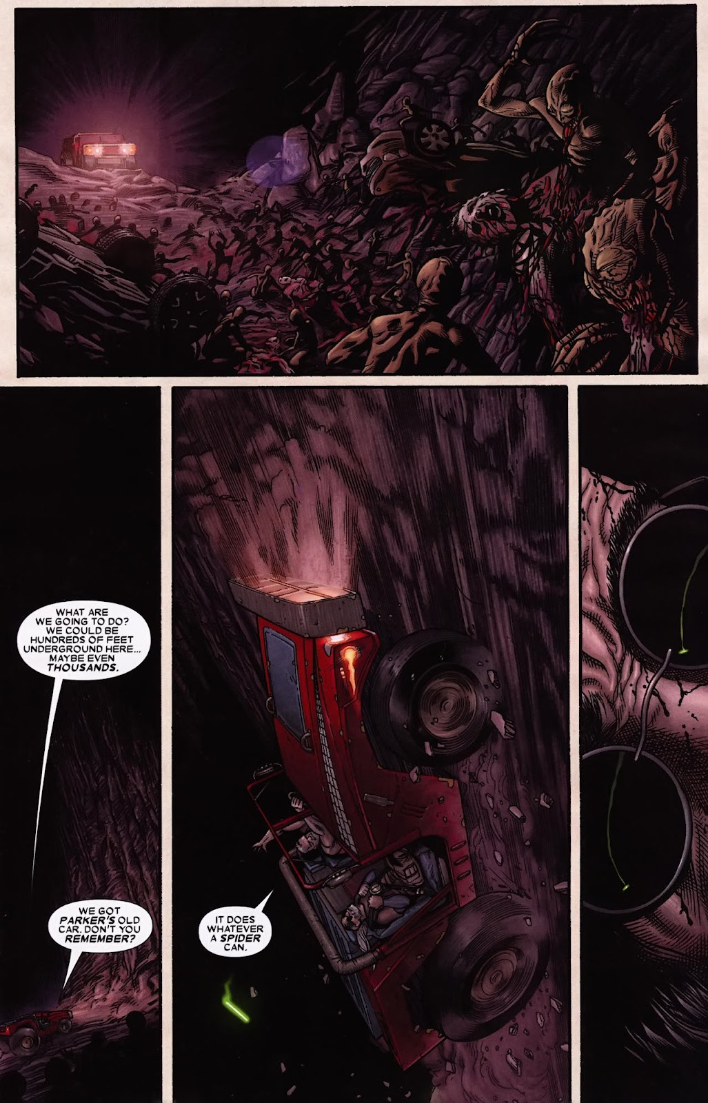 Read online Wolverine (2003) comic -  Issue #69 - 13