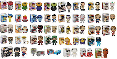 Funko Pop! Exclusivas