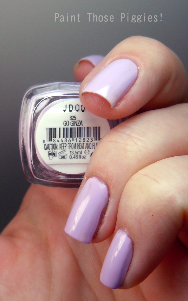 Paint Those Piggies!: Essie Go Ginza: Swatches and Nail Art