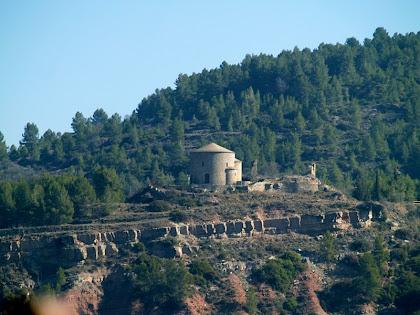 L'ermita de Sant Sebastià de Sallent