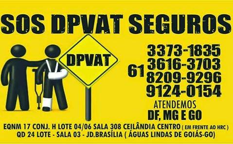 SOS DPVAT SEGUROS