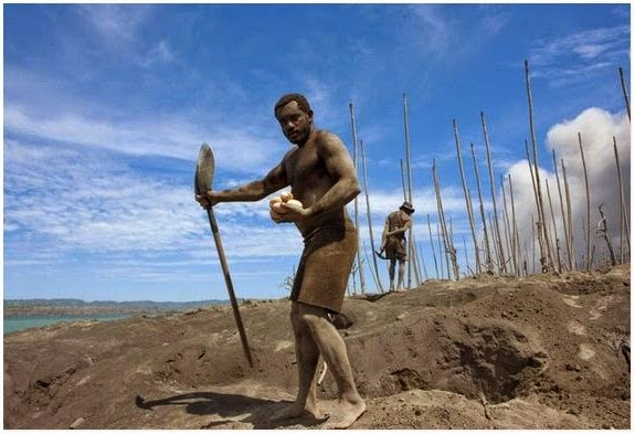 Perkampungan Paling Bahaya Di Dunia Di Papua New Guinea