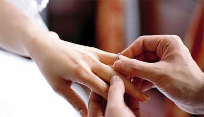 jari manis, cinta sejati, pasangan sejati, suami istri