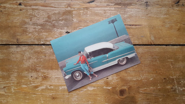 Project 366 2016 day 22 - PR postcard // 76sunflowers