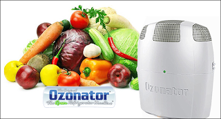 Ozonator Green Refrigerator Machine