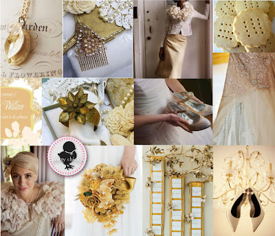 Popular Vintage Wedding Decorations