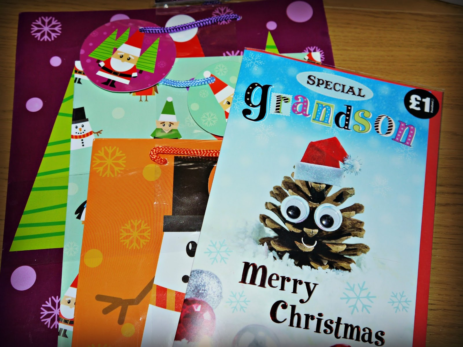 Christmas Decorations Poundland : Inside the wendy house cutting cost of christmas with