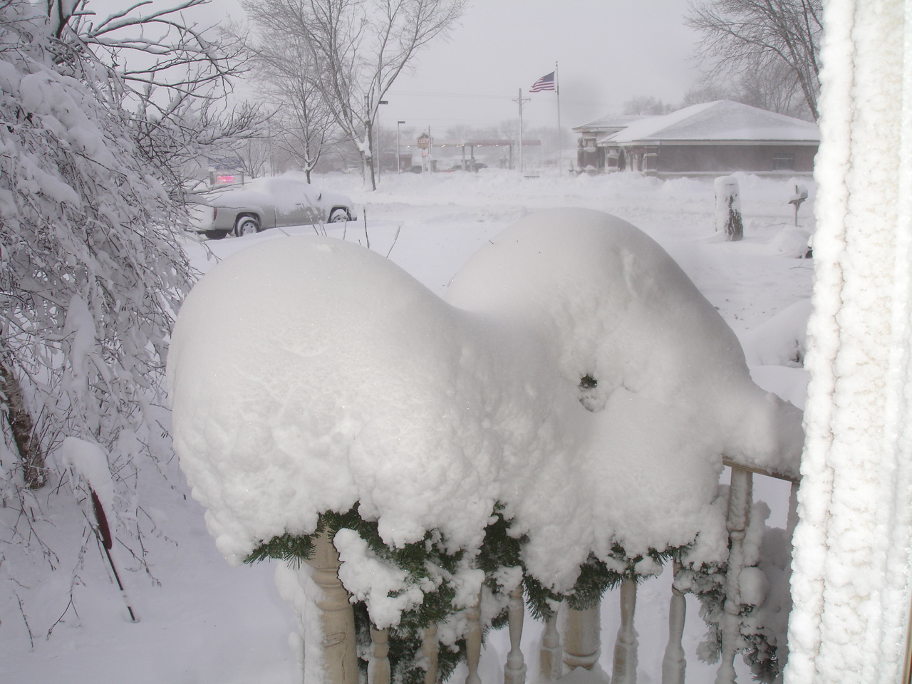 Frugal Measures: Winter Storm Draco