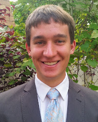 Elder Riker Terry is serving in the                               Hungary Budapest Mission