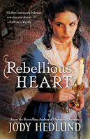 Rebellious Heart by Jody Hedlund - great historical fiction