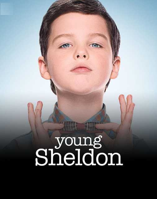 Young Sheldon (2017-) ταινιες online seires oipeirates greek subs