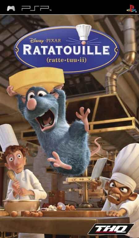 Ratatouille ? PSP