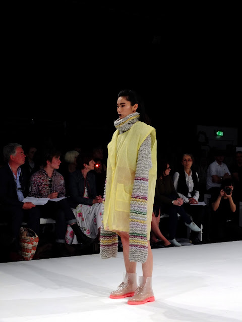 Fashion at Arts University Bournemouth Graduate Fashion Week