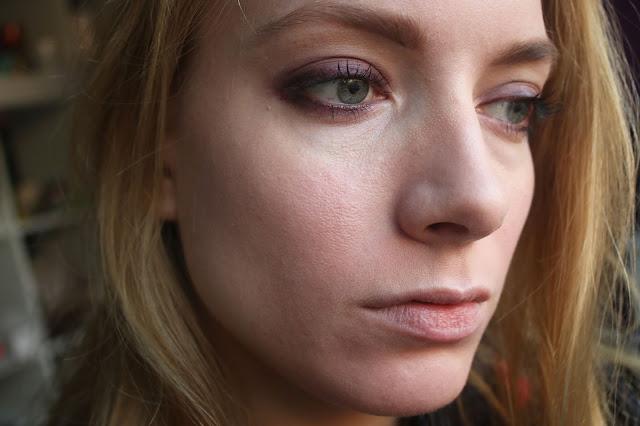 маки глаз и лица, Chanel Rouge Noir