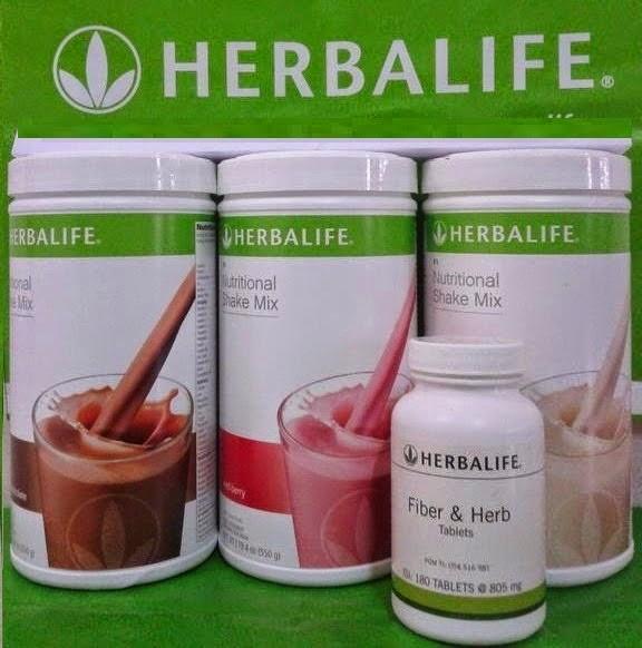 Solusi Sehat & Kendali Berat Badan ala Herbalife