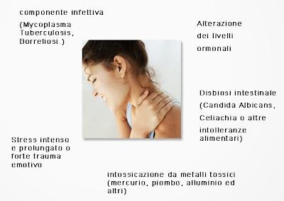 Cause della Fibromialgia