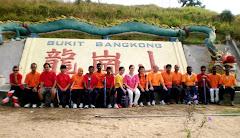Pendakian Bukit Bangkong, Tanah Hitam, Perak - 31 Dis 2011