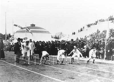 100 metros lisos Atenas 1896