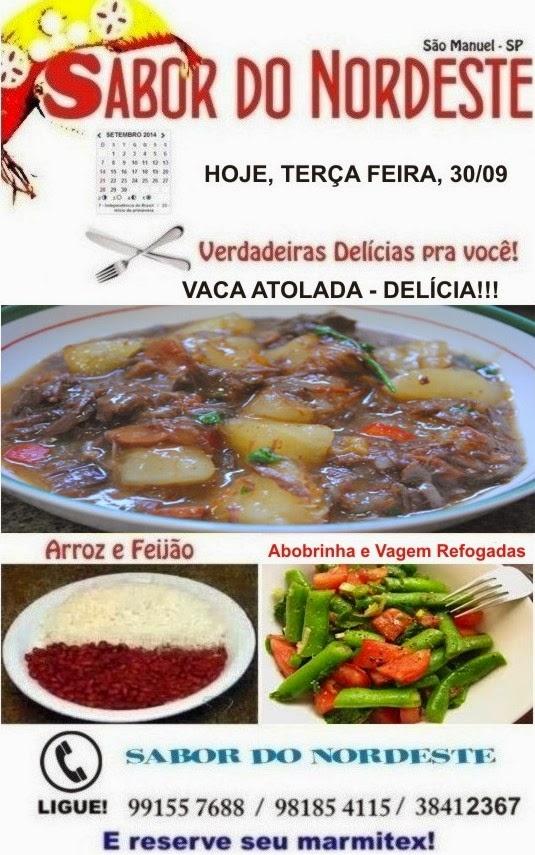 A VERDADEIRA COMIDA CASEIRA DE SÃO MANUEL!