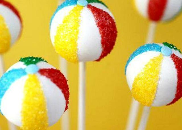 50 Ideias de Cake Pops
