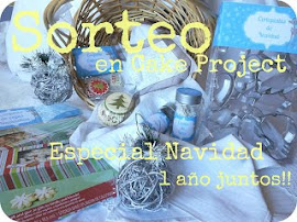 Sorteo en My Cake Project