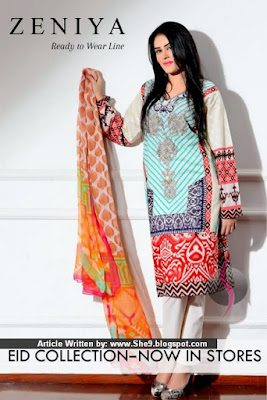 Zeniya Eid Collection 2015