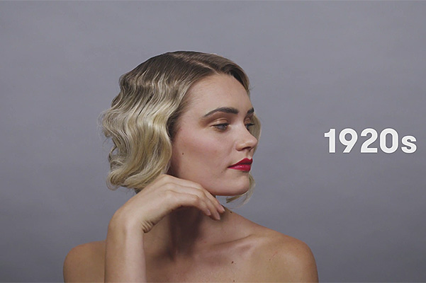 100 years of German beauty 1920
