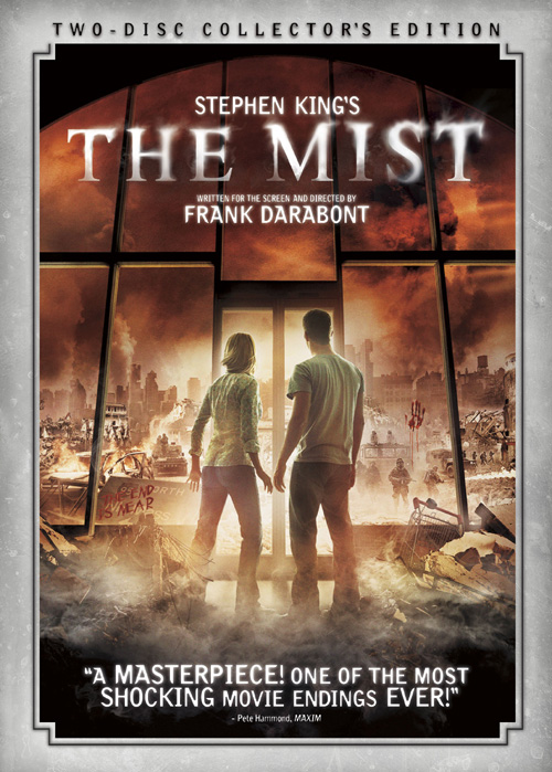 stephen king the mist Written by stephen king, narrated by uncredited download the app and start listening to the mist today - free with a 30 day trial keep your audiobook forever, even if you cancel don't love a book swap it for free, anytime.