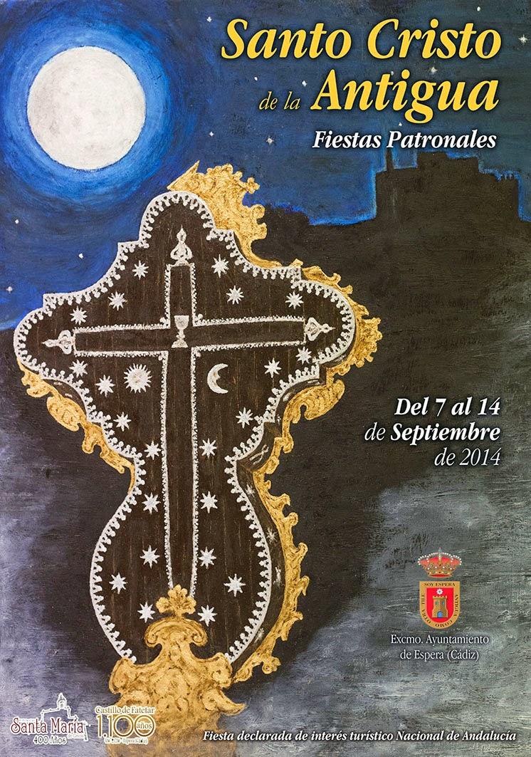 PROGRAMACIÓN DEL CRISTO 2014