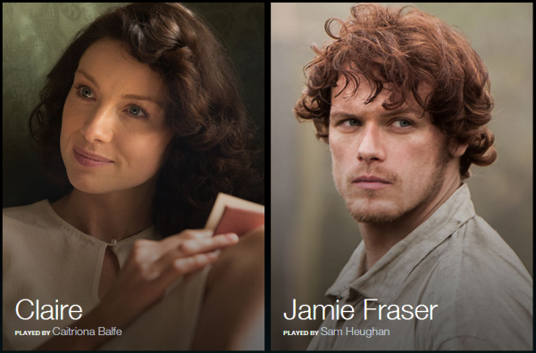 Characters | Outlander on Starz