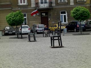 Ghetto ebraico a Cracovia, Polonia