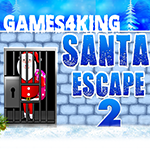 Games4King Santa Escape 2