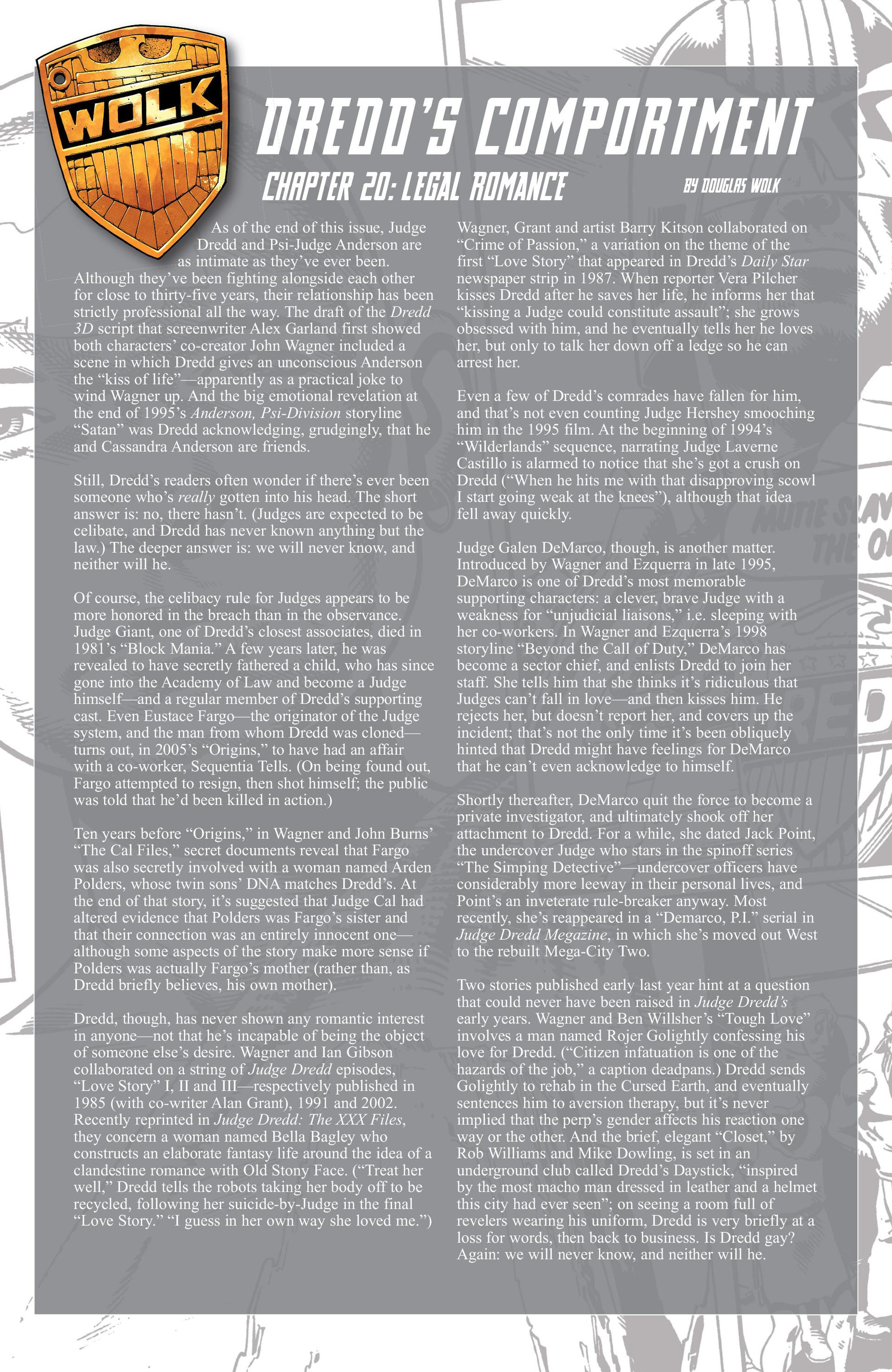 Read online Judge Dredd (2012) comic -  Issue #20 - 24