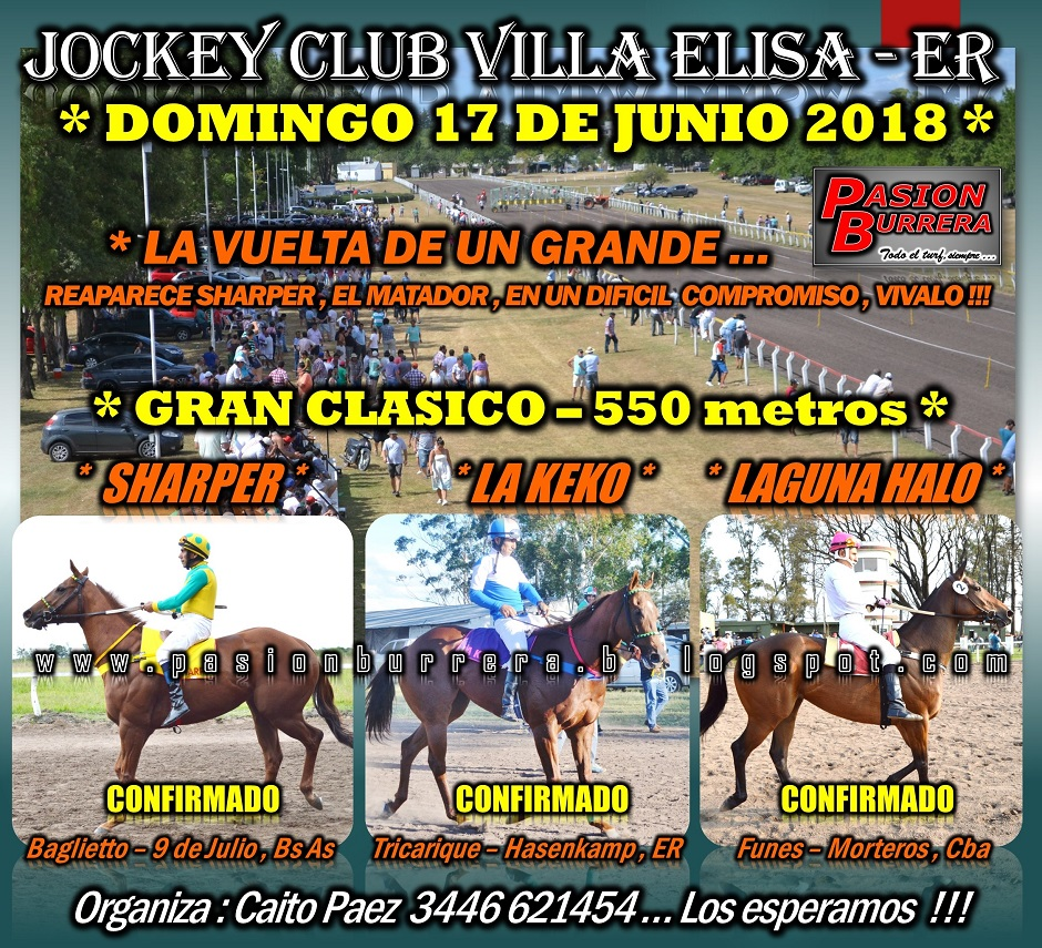 VILLA ELISA - 17 DE JUNIO - 550