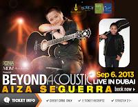 Beyond Acoustic 'Aiza Seguerra Live in Dubai'