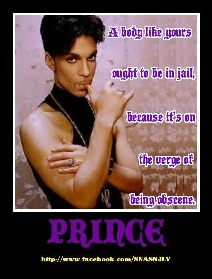Top Prince Song Quotes, images