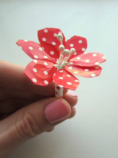 washi tape ideas flower