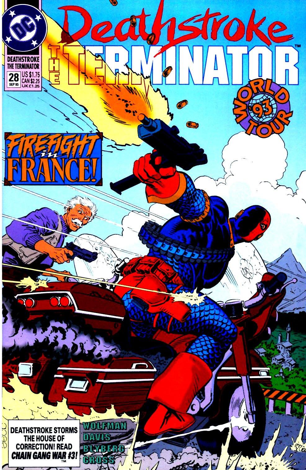 Deathstroke (1991) Issue #28 #33 - English 1
