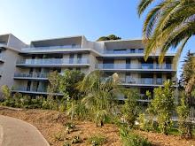 Ny eksklusive leilighet m/sjøglimt i Cannes til leie!