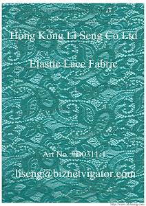 Elastic Lace Fabric Manufacturer - Hong Kong Li Seng Co Ltd