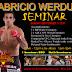 Seminar with Fabricio Werdum in Vancouver BC